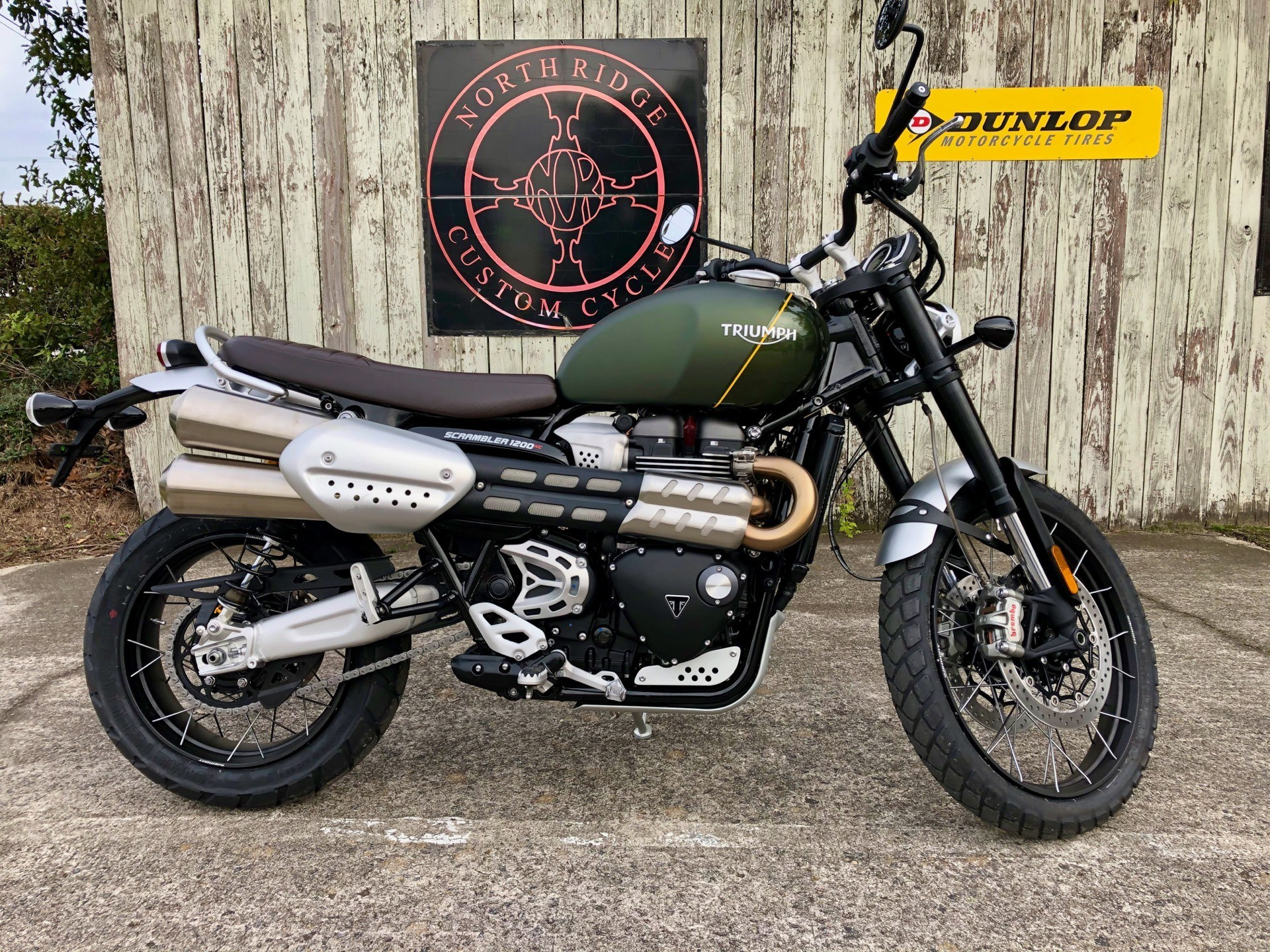 2020 Triumph Scrambler 1200 XC in Charleston, South Carolina - Photo 1