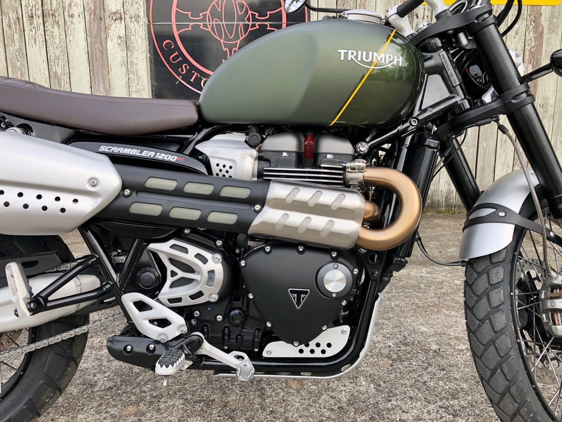 2020 Triumph Scrambler 1200 XC in Charleston, South Carolina - Photo 2