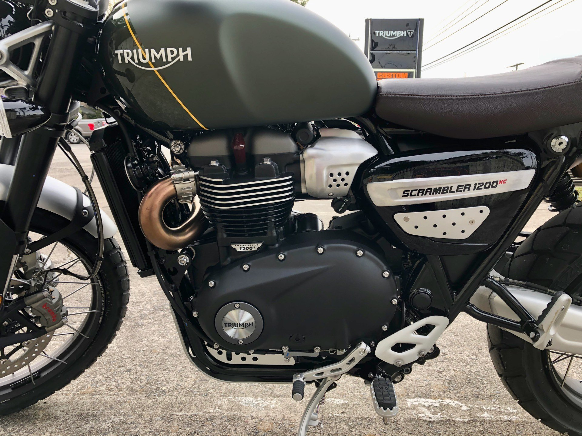 2020 Triumph Scrambler 1200 XC in Charleston, South Carolina - Photo 6