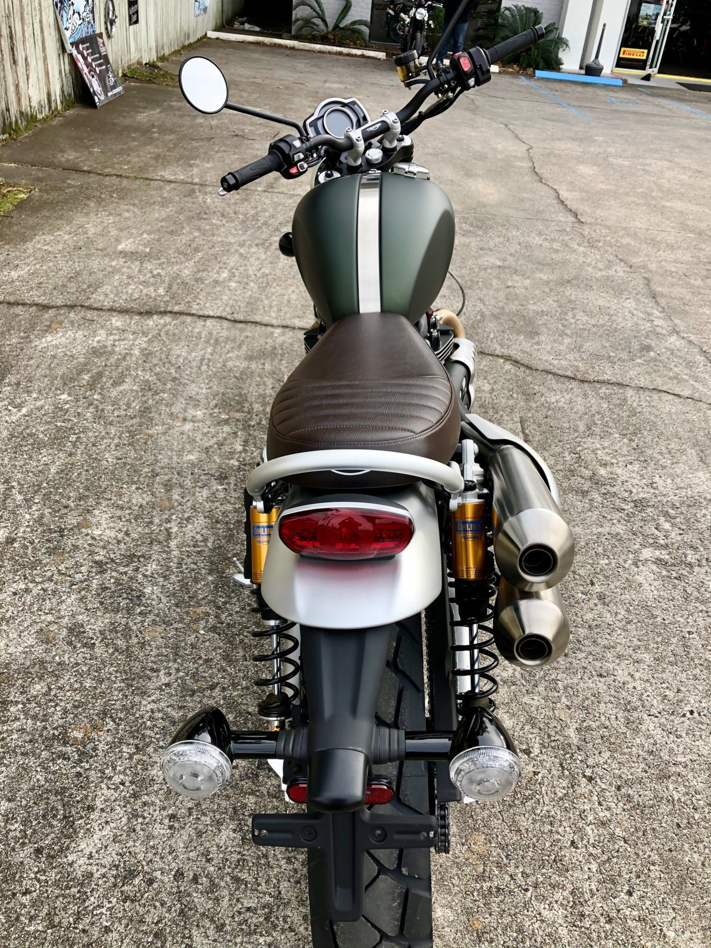 2020 Triumph Scrambler 1200 XC in Charleston, South Carolina - Photo 7