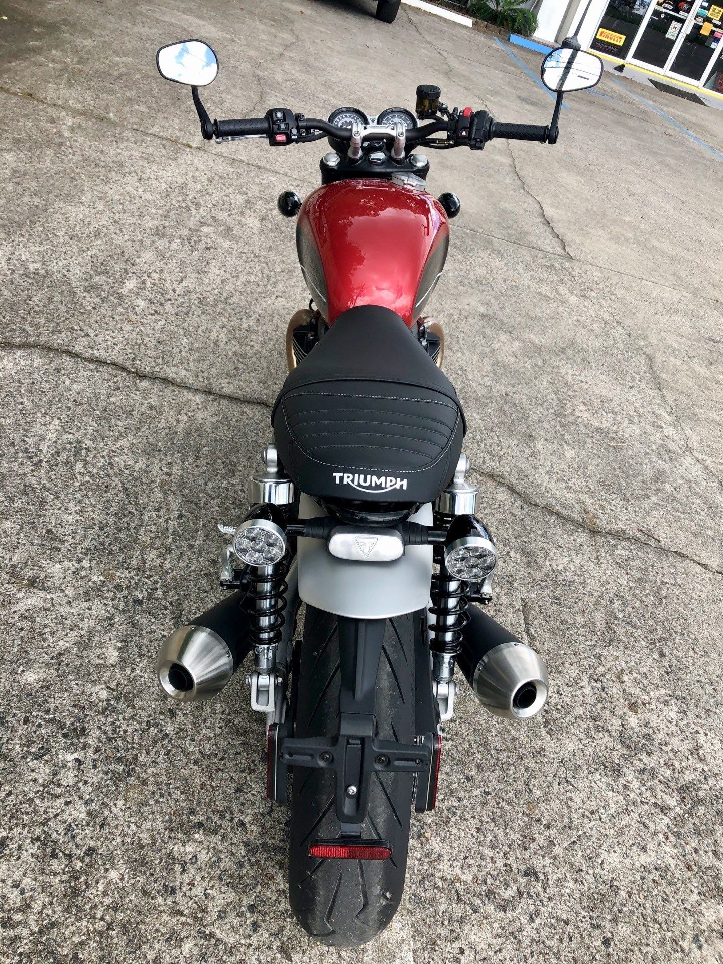 2020 Triumph Speed Twin 1200 in Charleston, South Carolina - Photo 5