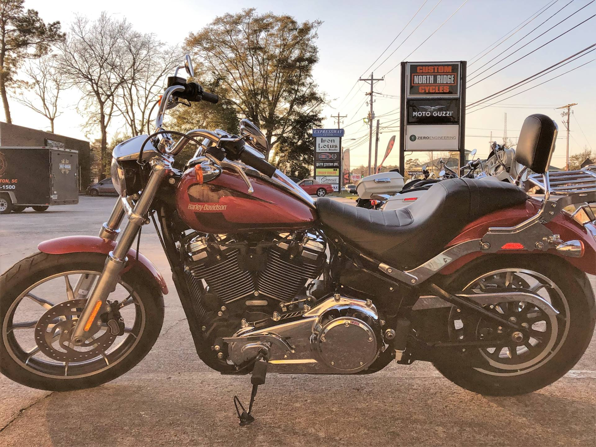 2018 Harley-Davidson Low Rider® 107 in Charleston, South Carolina - Photo 4