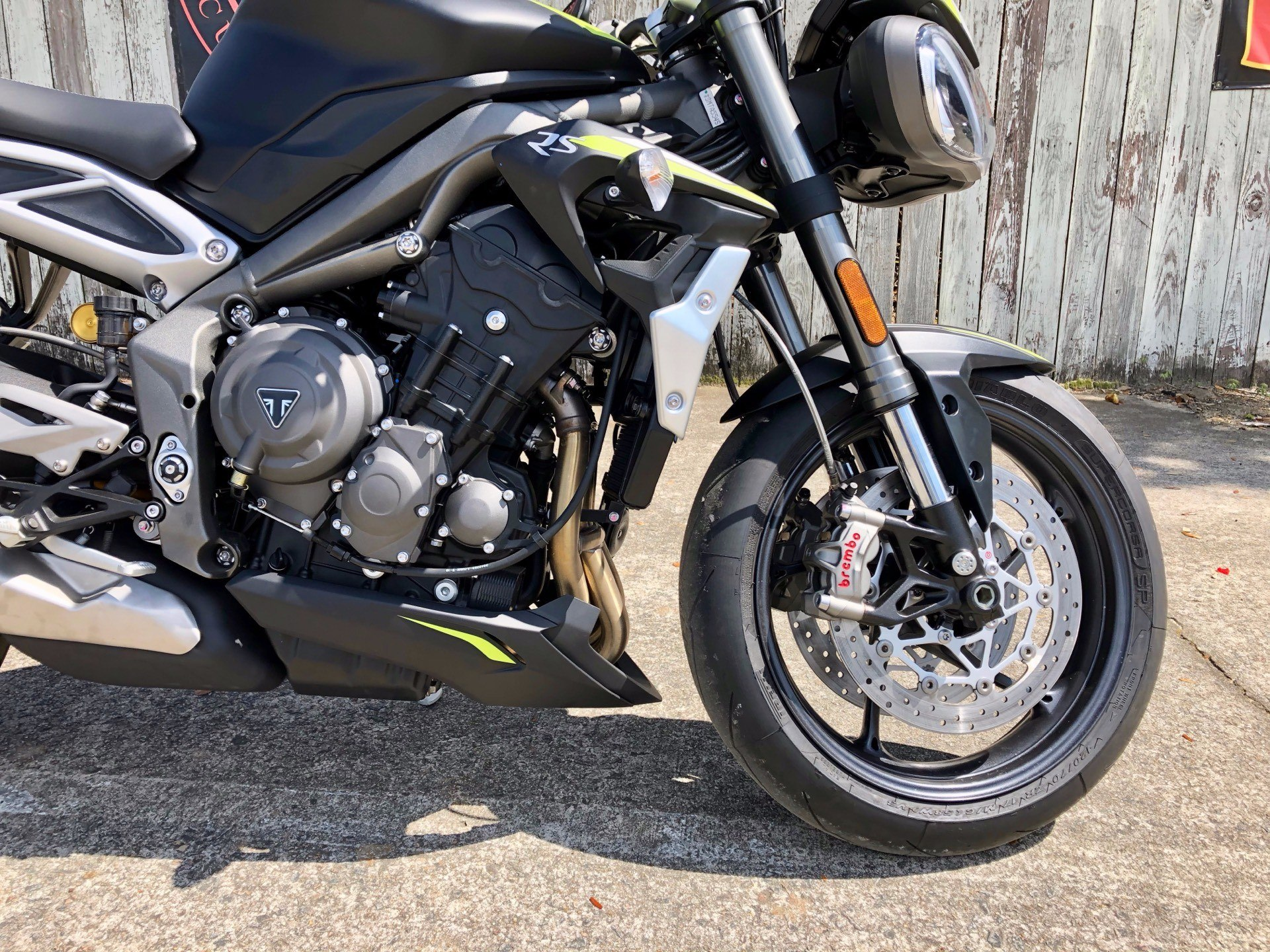 2020 Triumph Street Triple RS in Charleston, South Carolina - Photo 2