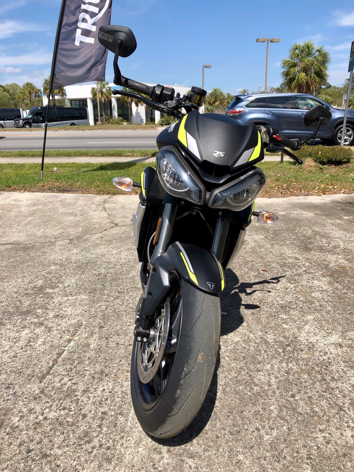 2020 Triumph Street Triple RS in Charleston, South Carolina - Photo 3