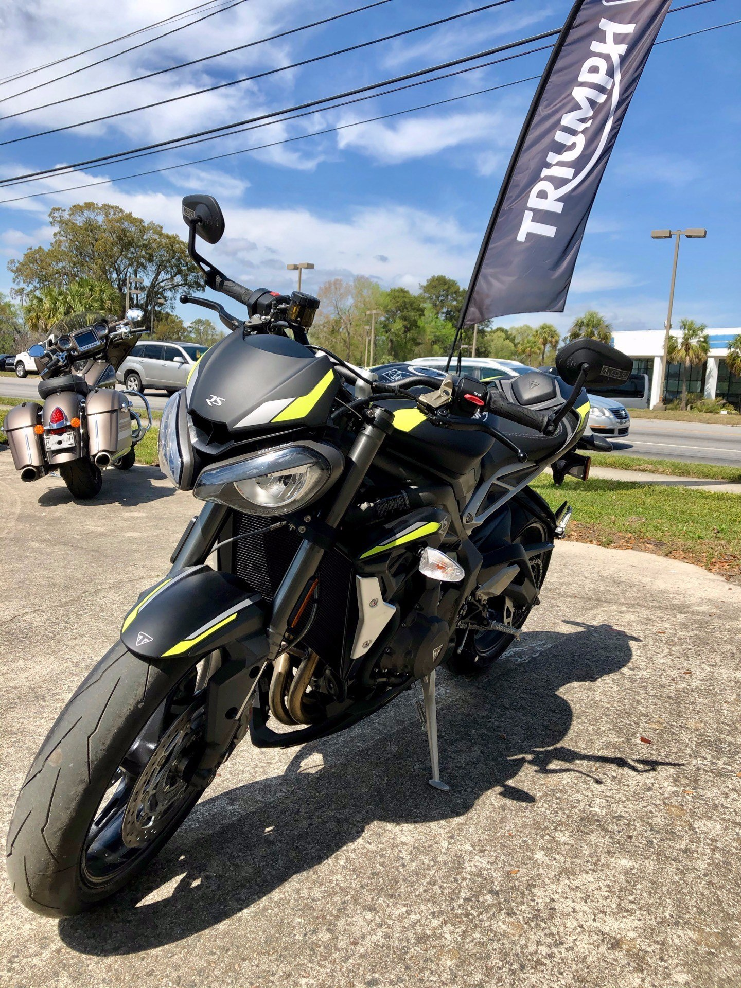 2020 Triumph Street Triple RS in Charleston, South Carolina - Photo 4