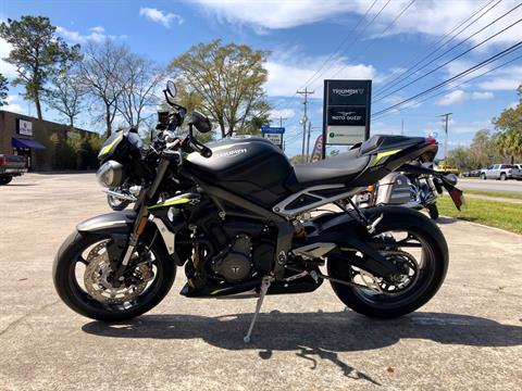 2020 Triumph Street Triple RS in Charleston, South Carolina - Photo 5