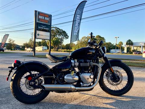 2018 Triumph Bonneville Bobber in Charleston, South Carolina - Photo 1