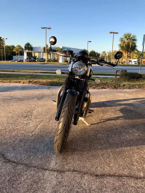 2018 Triumph Bonneville Bobber in Charleston, South Carolina - Photo 4