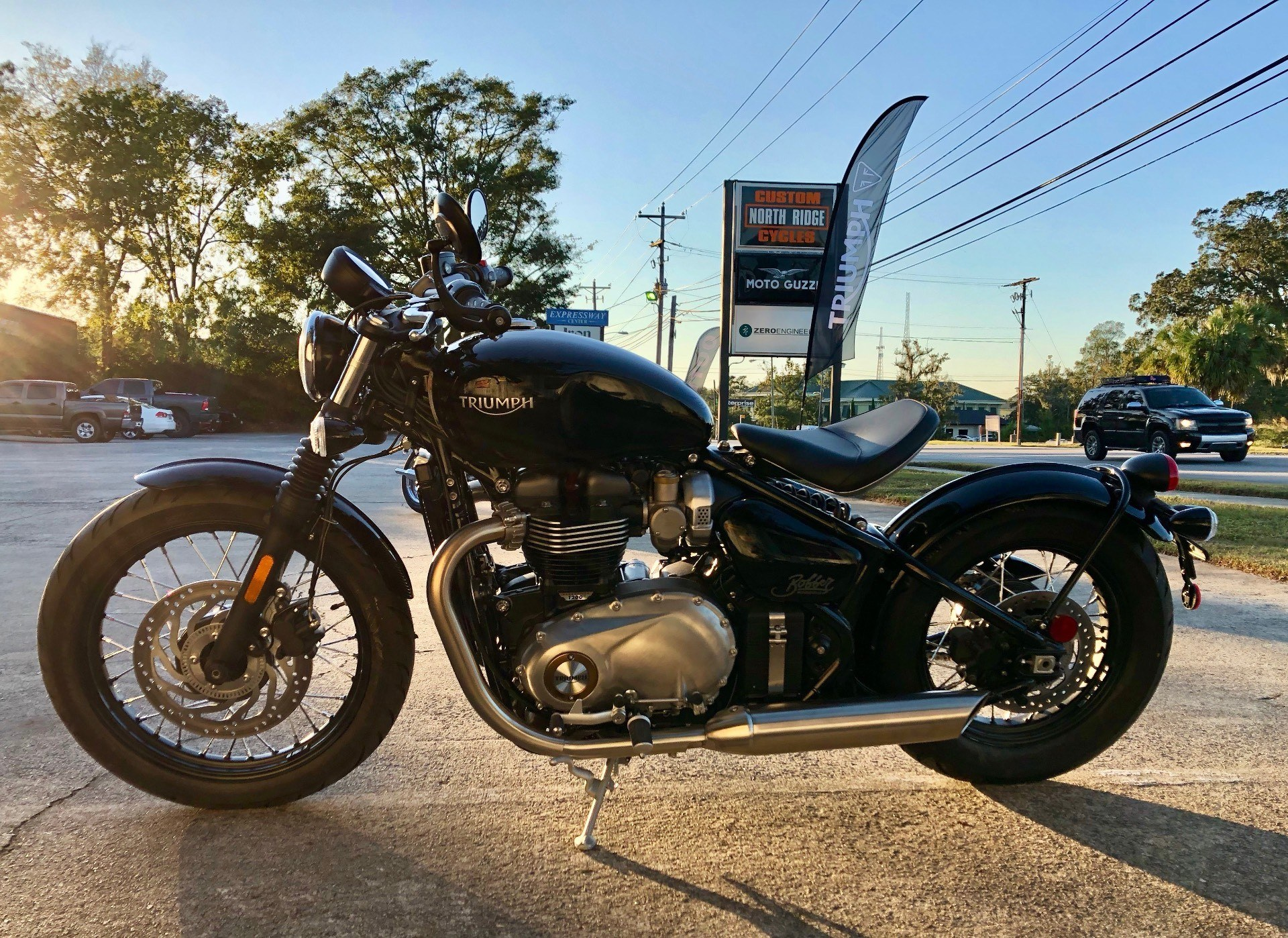2018 Triumph Bonneville Bobber in Charleston, South Carolina - Photo 5