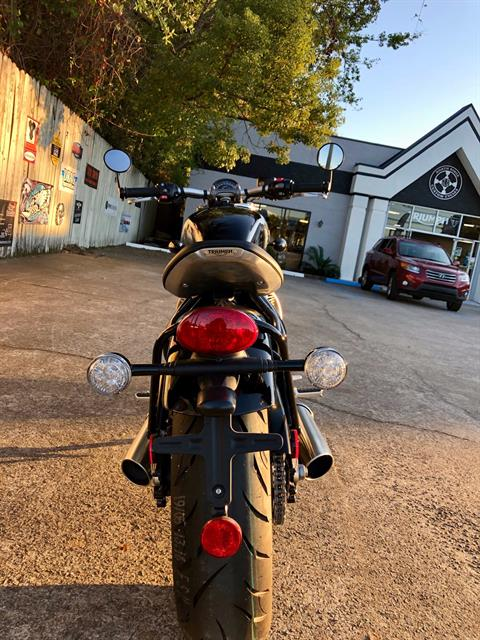 2018 Triumph Bonneville Bobber in Charleston, South Carolina - Photo 6