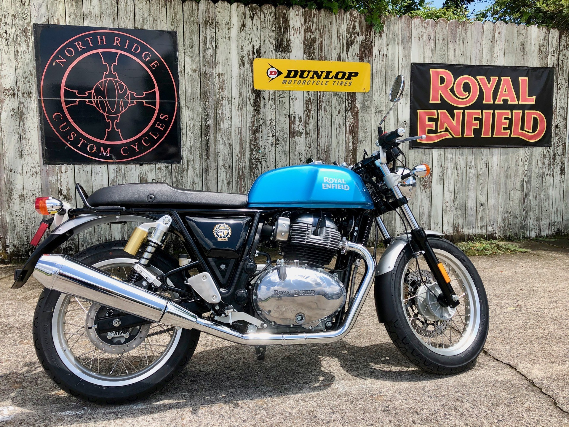2020 Royal Enfield Continental GT 650 in Charleston, South Carolina - Photo 1