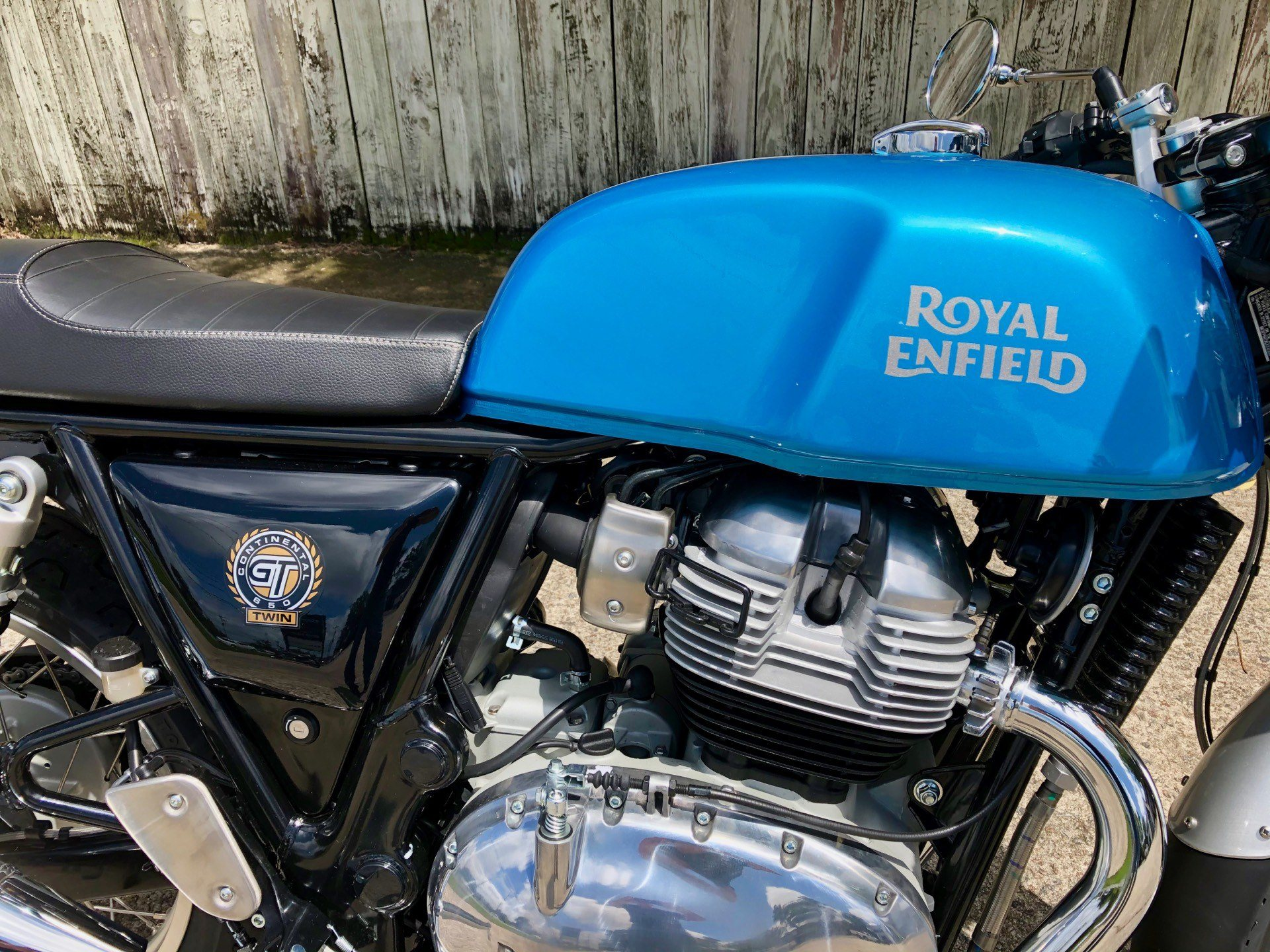 2020 Royal Enfield Continental GT 650 in Charleston, South Carolina - Photo 2