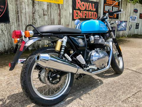 2020 Royal Enfield Continental GT 650 in Charleston, South Carolina - Photo 3