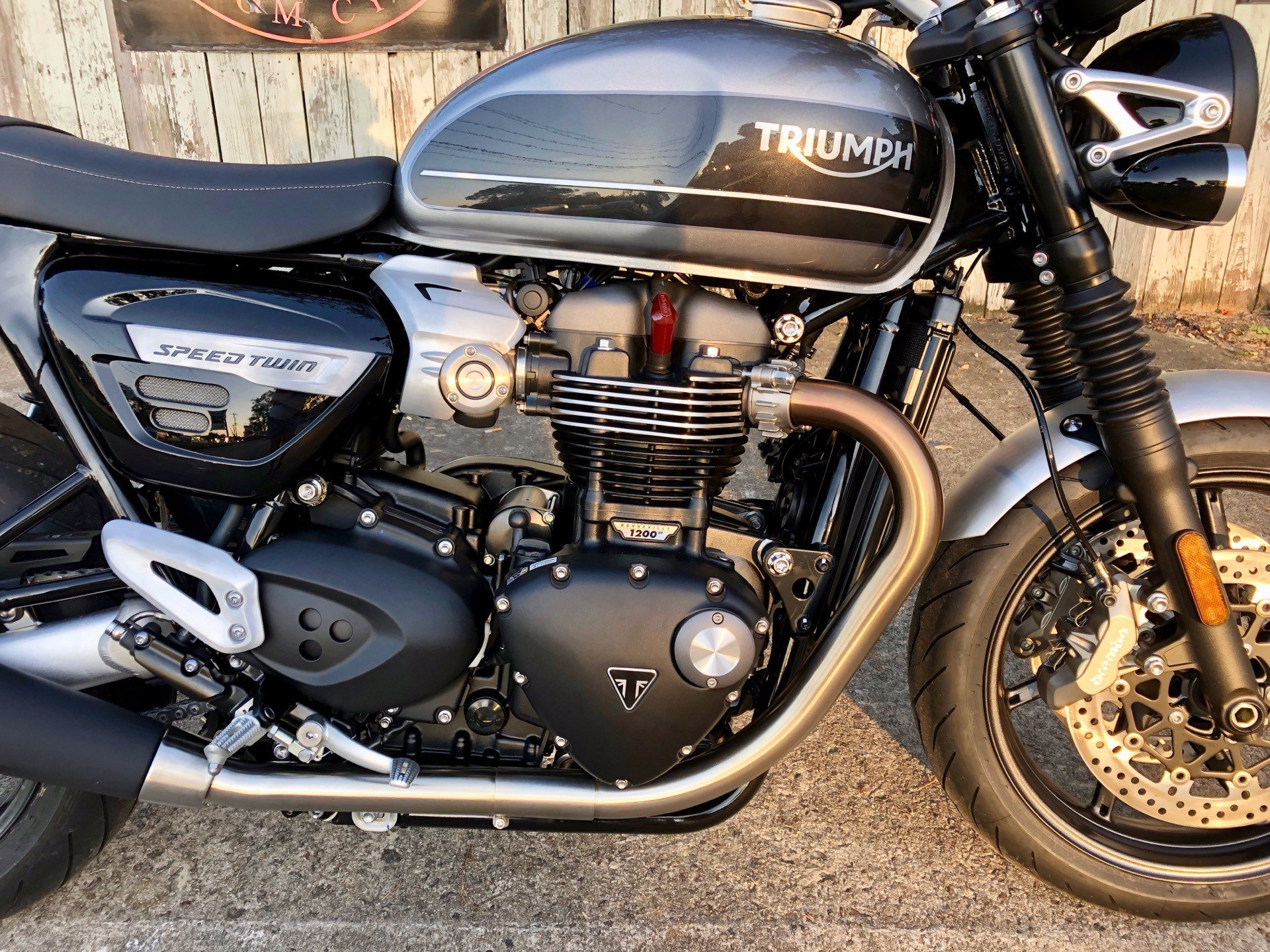2020 Triumph Speed Twin in Charleston, South Carolina - Photo 2