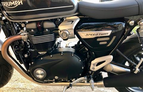 2020 Triumph Speed Twin in Charleston, South Carolina - Photo 5