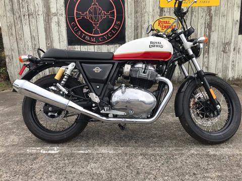 2019 Royal Enfield INT650 in Charleston, South Carolina - Photo 1