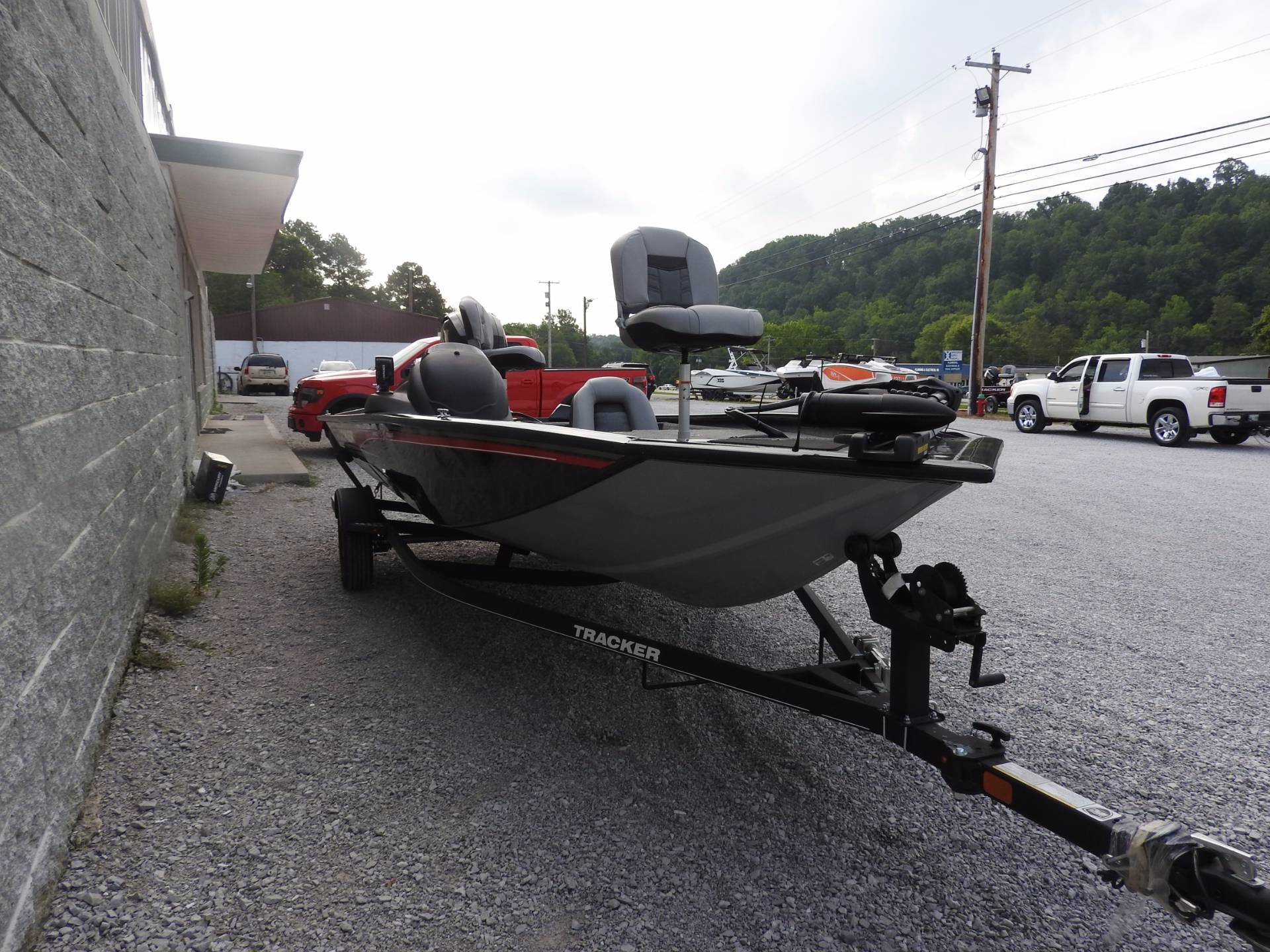 2018 Tracker Pro Team 195 TXW in Harriman, Tennessee