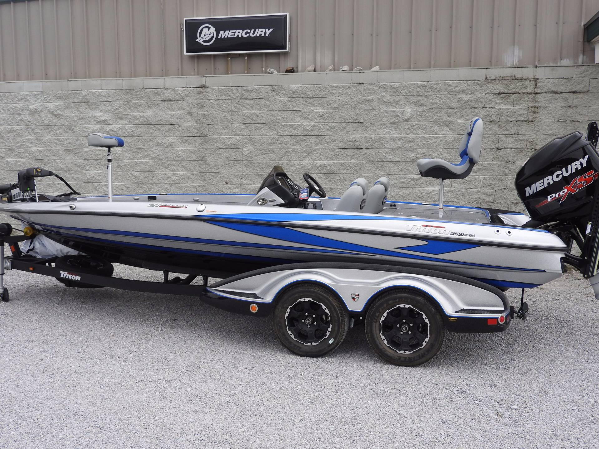2017 Triton 21 TRX Patriot in Harriman, Tennessee