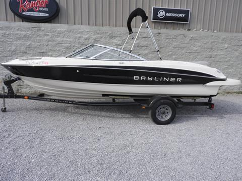 2011 Bayliner 215 in Harriman, Tennessee