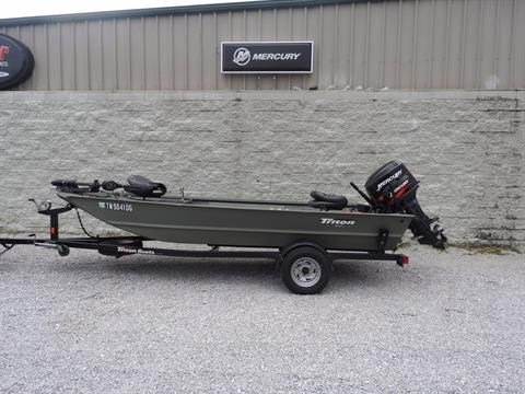 2003 Triton 1650 MV in Harriman, Tennessee