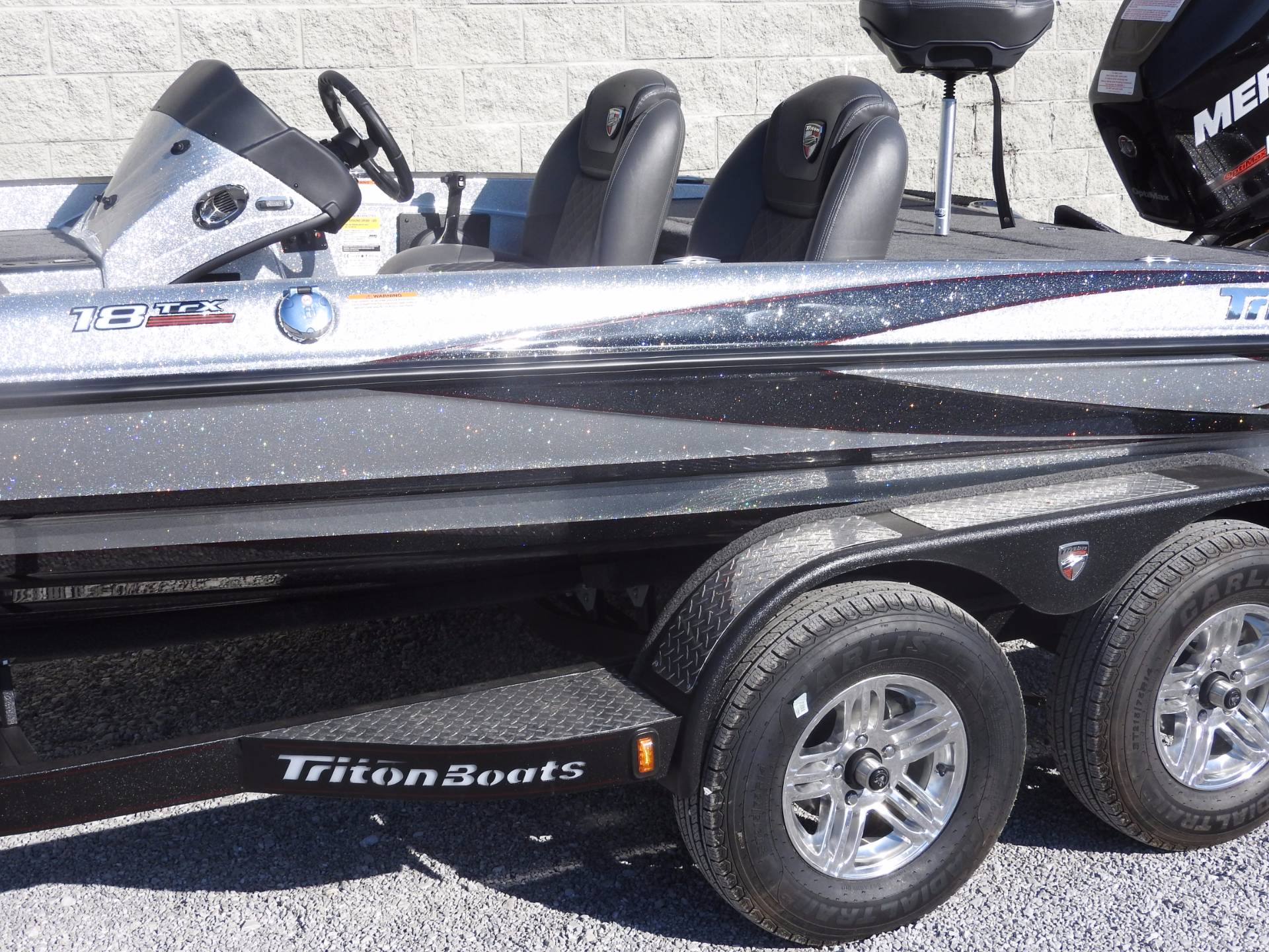 2018 Triton 18TRX in Harriman, Tennessee