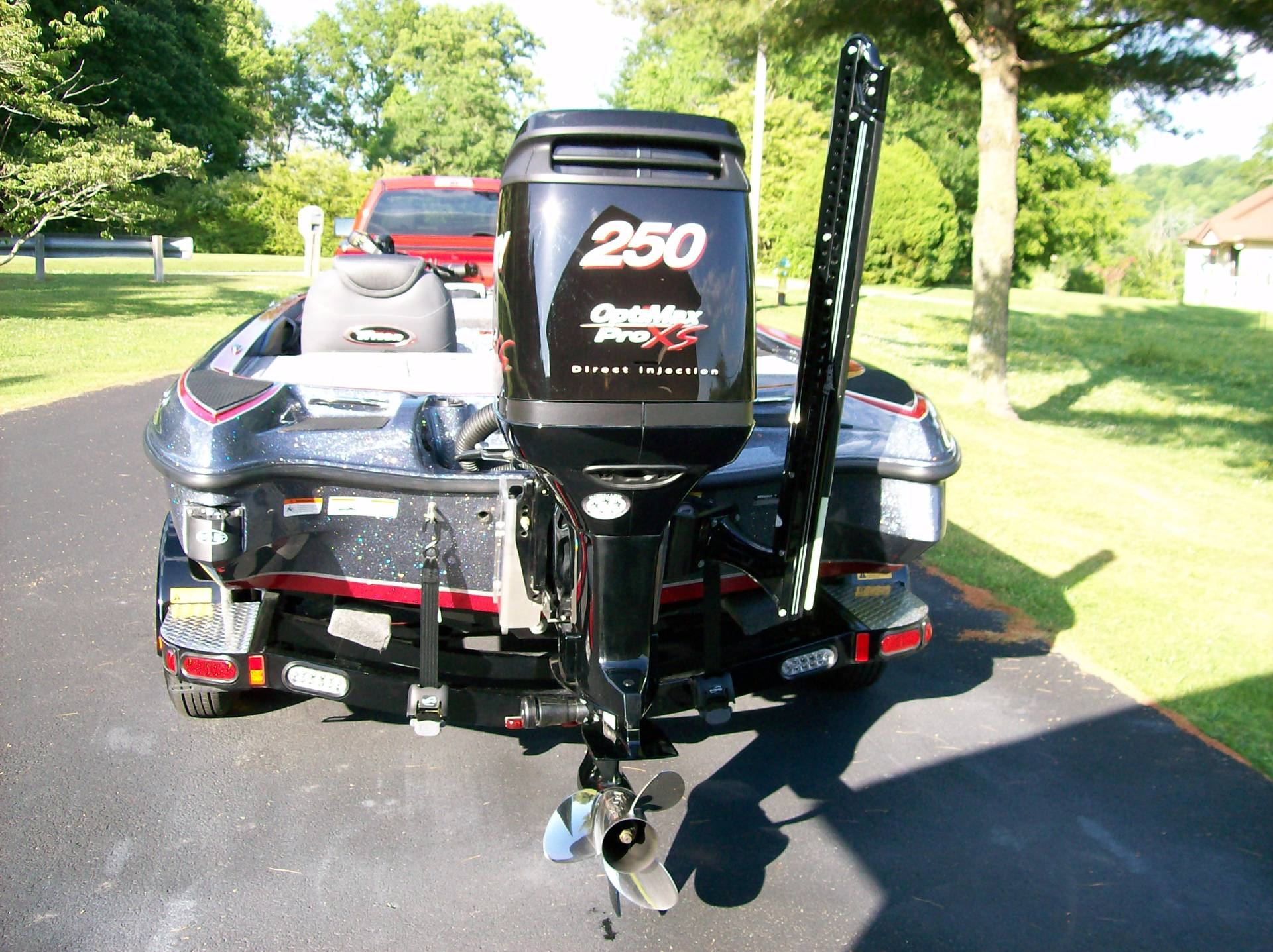 2012 Triton 21 HP in Harriman, Tennessee