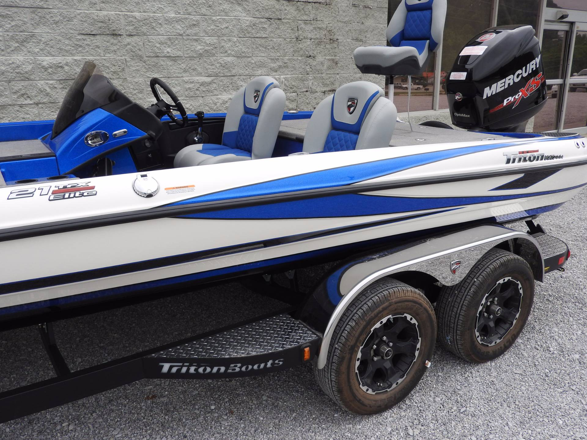 2017 Triton 21 TRX in Harriman, Tennessee