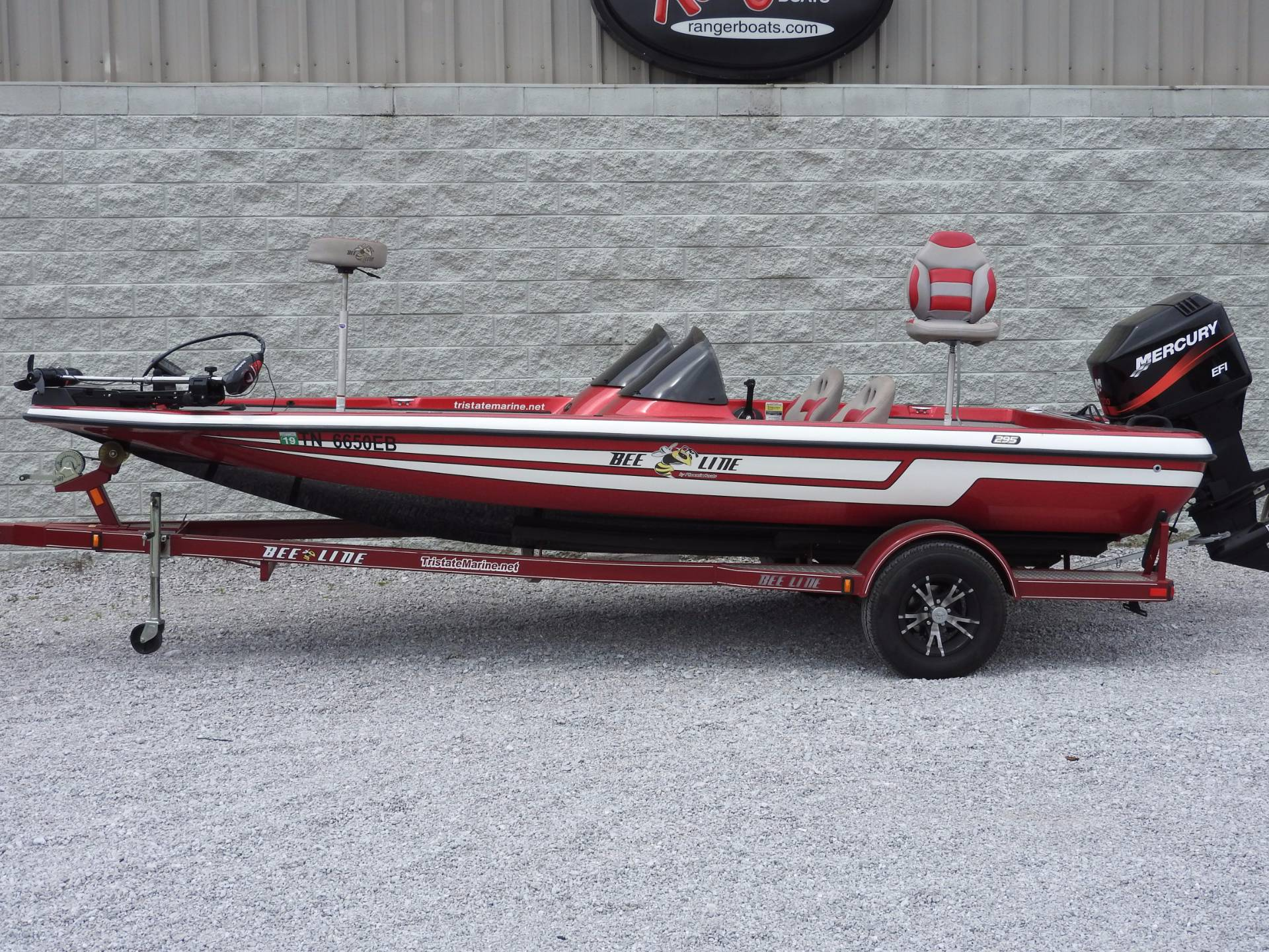 2008 Bee Line by Phoenix Boats 295 in Harriman, Tennessee