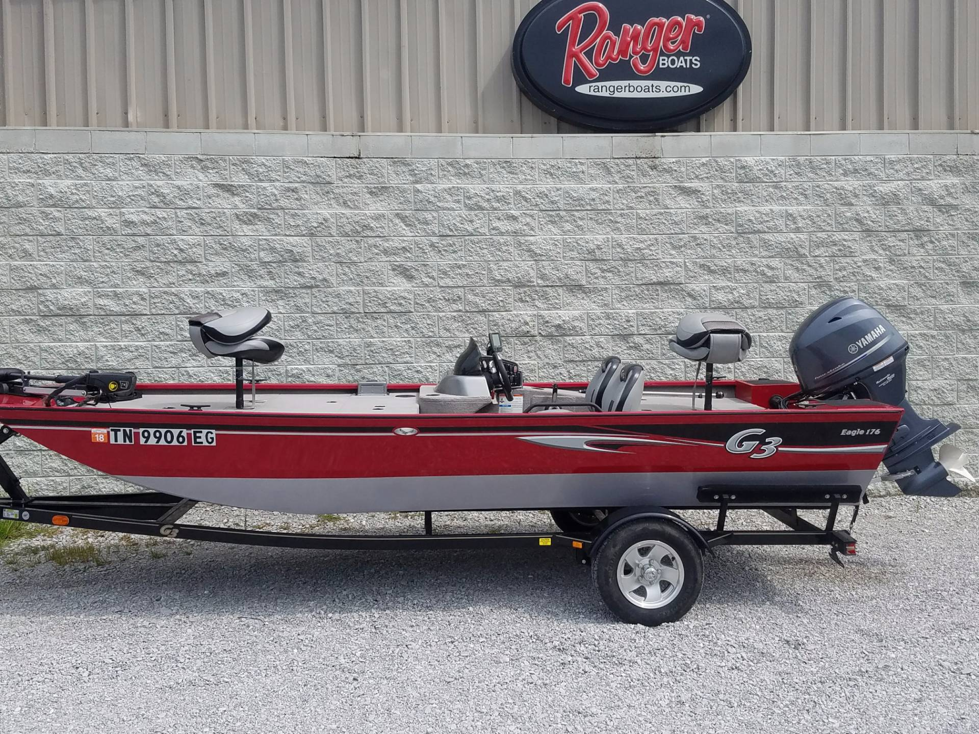 2014 G3 Eagle 176 in Harriman, Tennessee