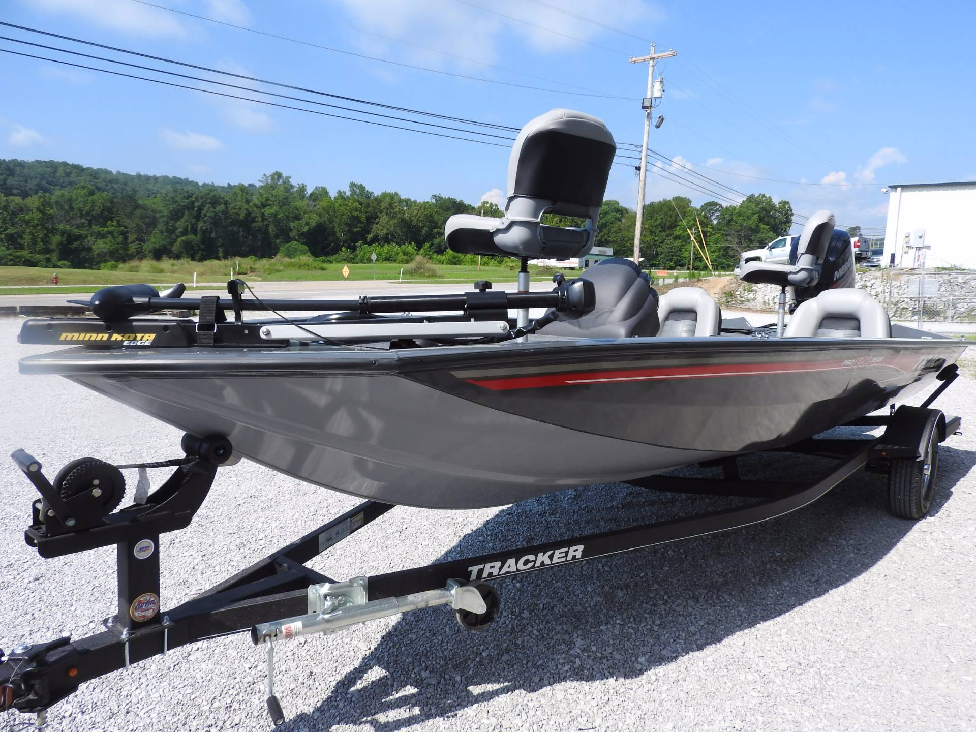 2018 Tracker Pro Team 190TX in Harriman, Tennessee