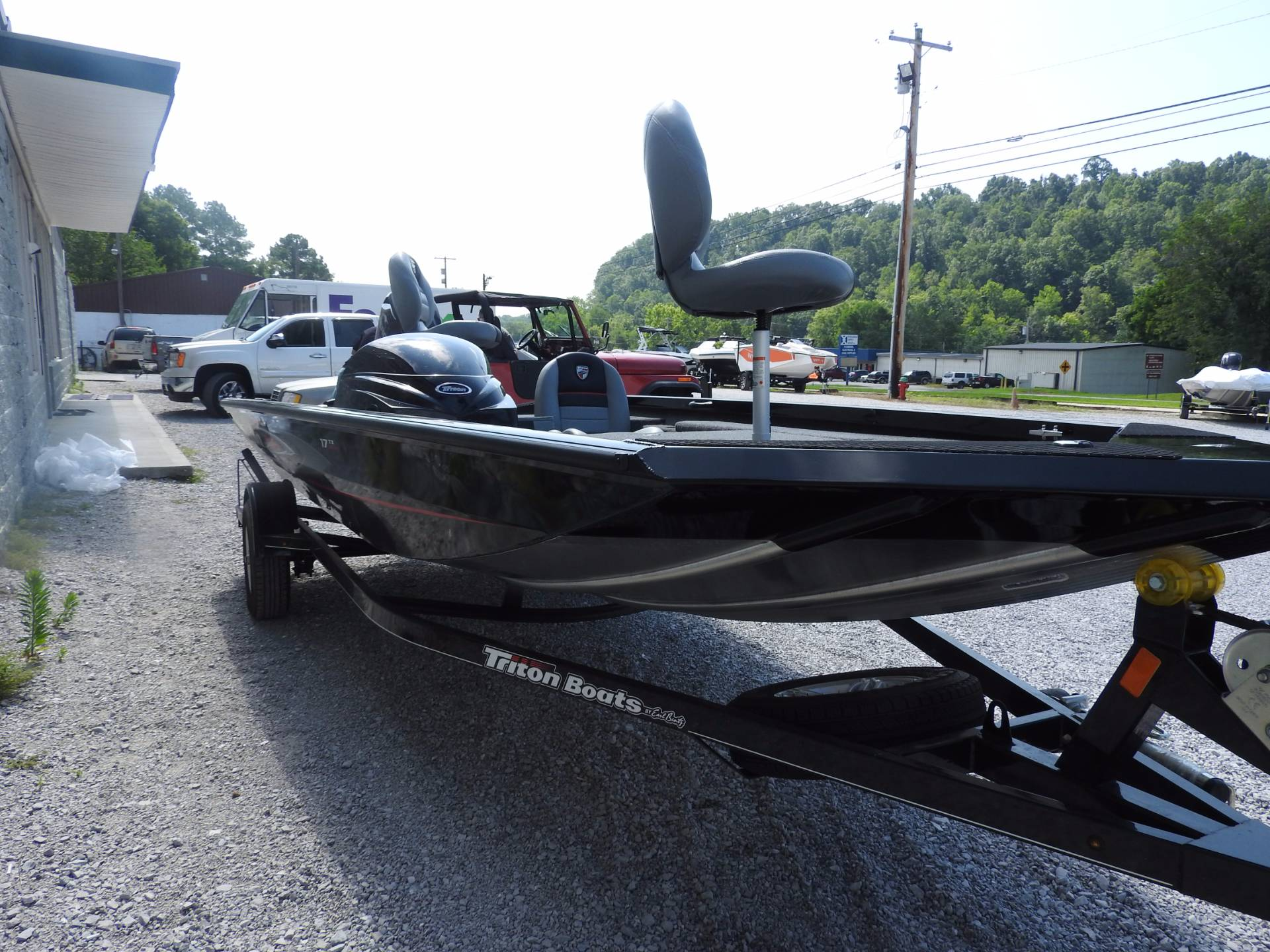 2018 Triton 17TX in Harriman, Tennessee