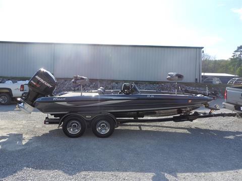 2012 Triton 19 SE in Harriman, Tennessee