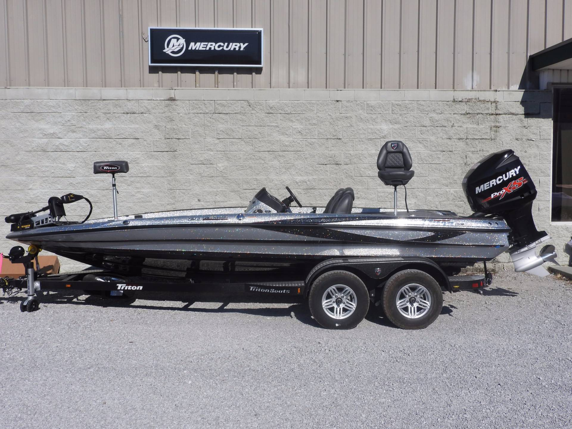2018 Triton 20 TRX PATRIOT in Harriman, Tennessee