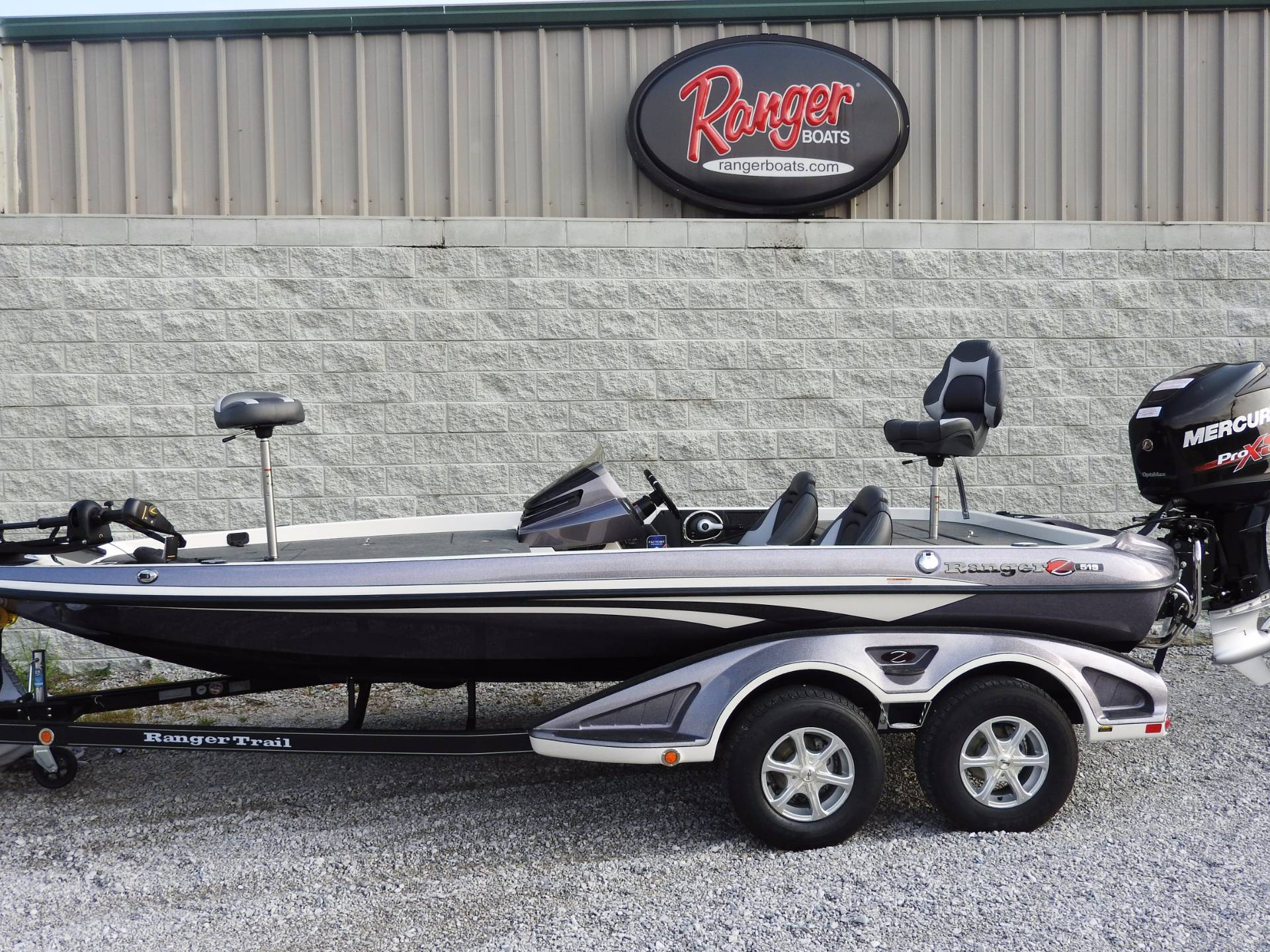 2018 Ranger Z519 in Harriman, Tennessee