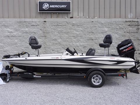 2018 Triton 189TRX in Harriman, Tennessee