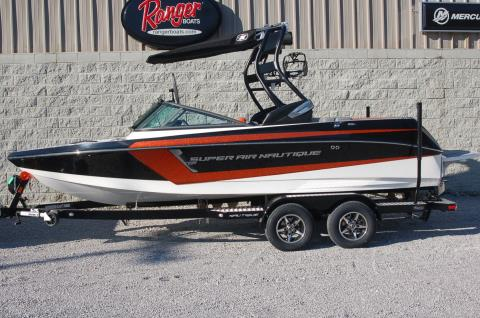 2016 Nautique Super Air Nautique 210 in Harriman, Tennessee