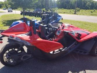 2016 Slingshot Slingshot SL in Deptford, New Jersey