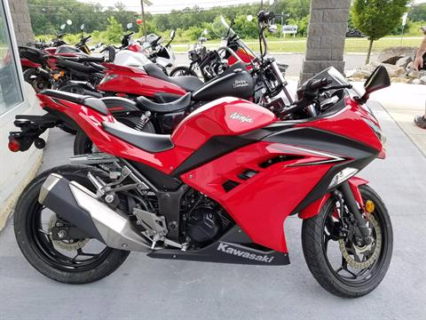 2016 Kawasaki Ninja 300 ABS in Deptford, New Jersey