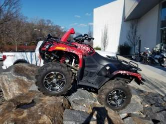 2014 Arctic Cat MudPro™ 700 Limited EPS in Deptford, New Jersey