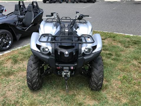 2015 Yamaha Grizzly 700 4x4 EPS SE in Deptford, New Jersey
