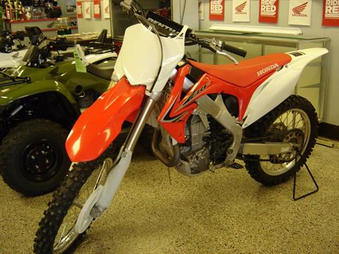 2011 Honda CRF®450R in Elizabeth City, North Carolina