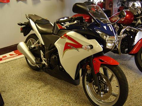 2012 Honda CBR®250R in Elizabeth City, North Carolina