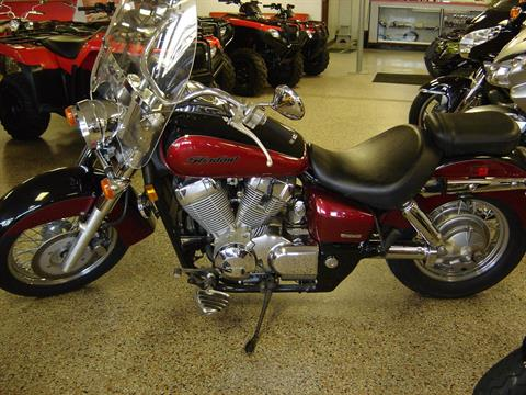 2005 Honda Shadow Aero® 750 in Elizabeth City, North Carolina
