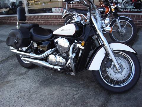 2008 Honda Shadow Aero® in Elizabeth City, North Carolina