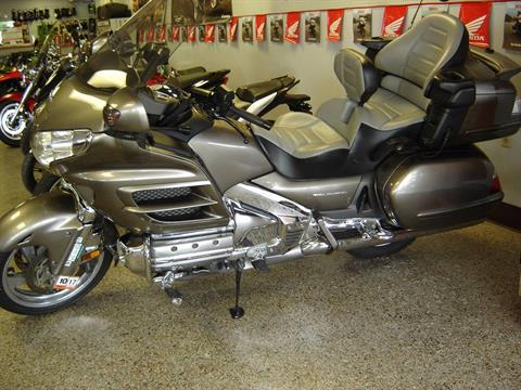 2006 Honda Gold Wing® Audio / Comfort / Navi in Elizabeth City, North Carolina