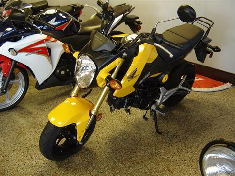 2015 Honda Grom® in Elizabeth City, North Carolina