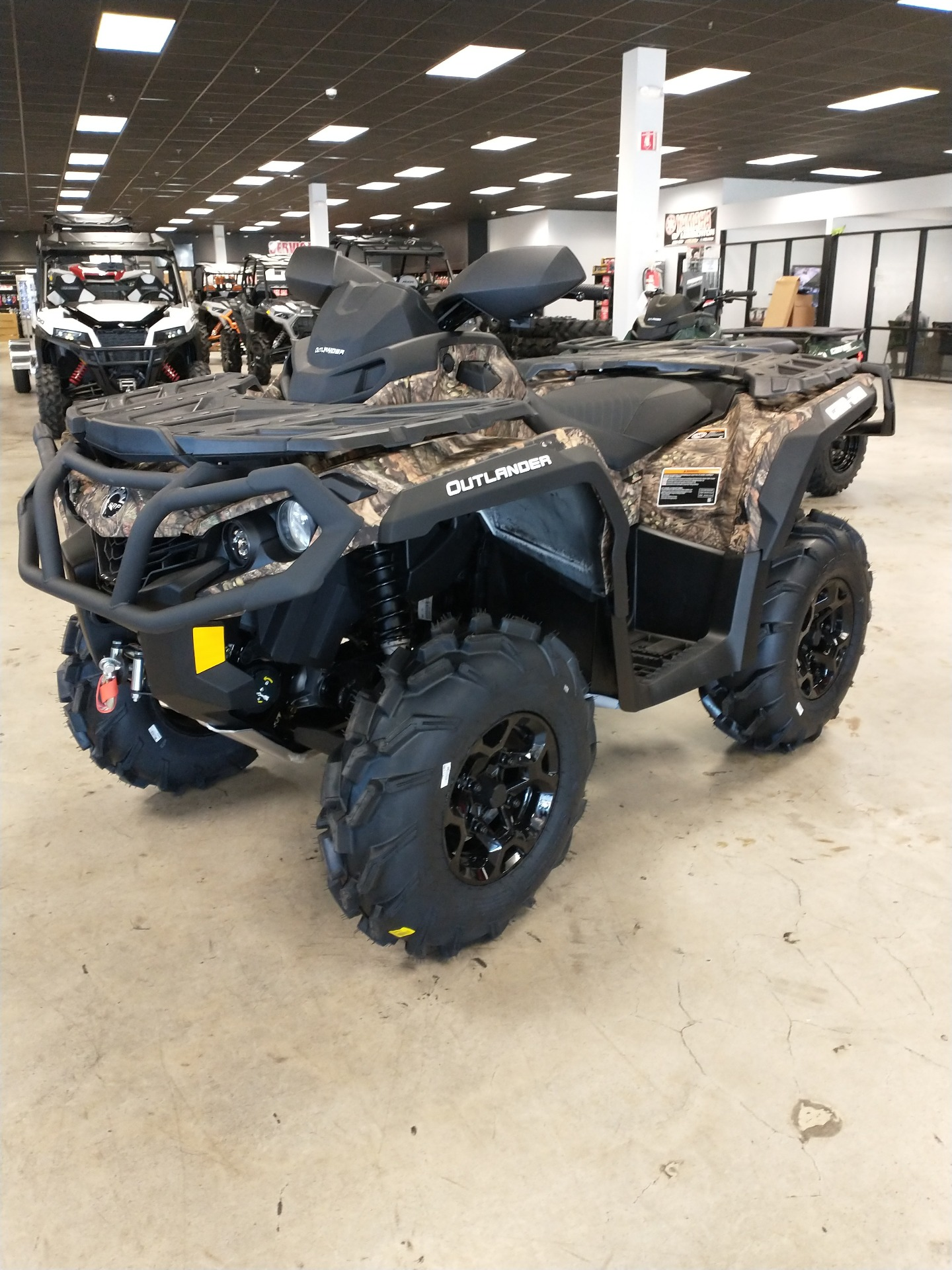 2021 Can-Am Outlander Mossy Oak Edition 650 in Lumberton, North Carolina - Photo 1
