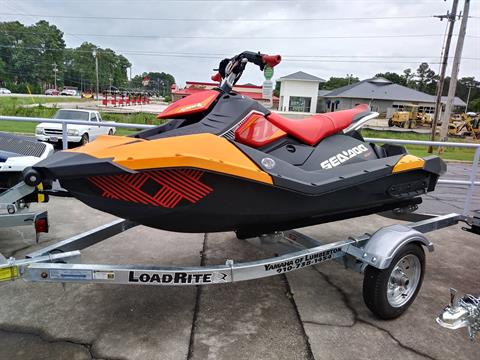 2018 Sea-Doo Spark 3up Trixx iBR in Lumberton, North Carolina