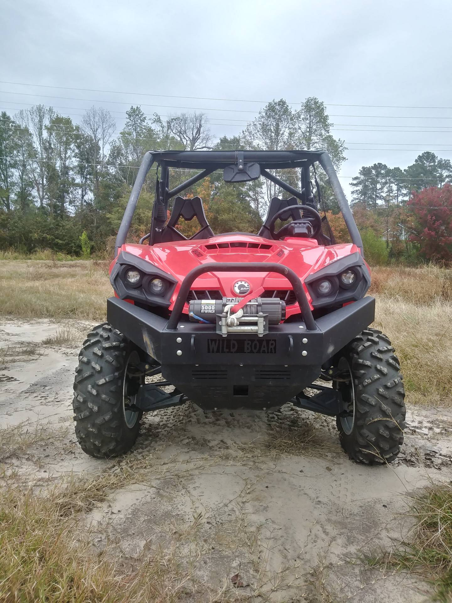 2016 Can-Am Commander DPS 800R in Lumberton, North Carolina - Photo 4