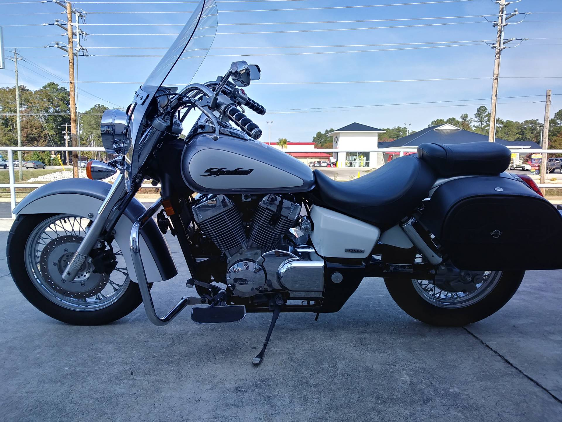 2006 Honda Shadow Aero® in Lumberton, North Carolina - Photo 1